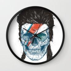 Eye of the singer Wall Clock