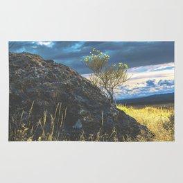 Utah Wildflowers Rug