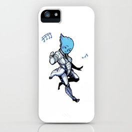 Mass Effect Liara Dance iPhone Case