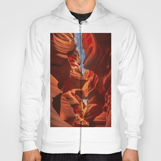 Lower Antelope Canyon, Arizona, USA Hoody