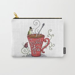 Frivoli-Tea Carry-All Pouch