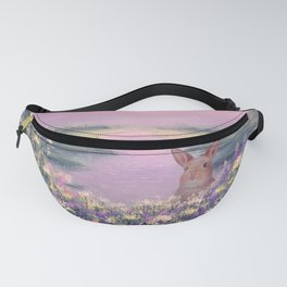 Sunset on Meadow Fanny Pack