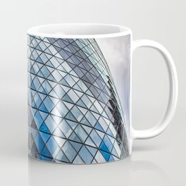 London The Gherkin  30 St Mary Axe Coffee Mug