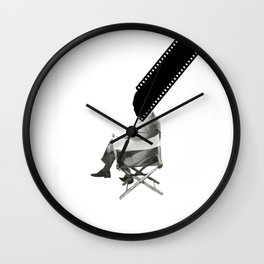 10 Título Wall Clock