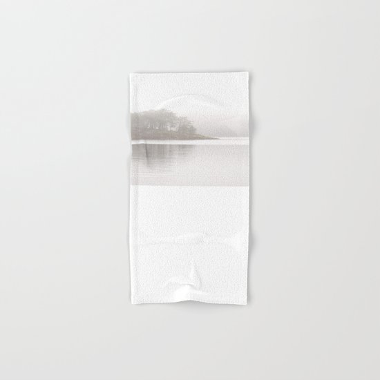 Foggy Crag  Hand & Bath Towel