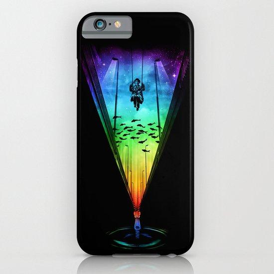 Swinging Away iPhone & iPod Case