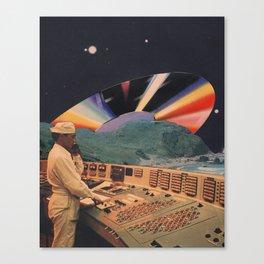 Zanatras Sighting Canvas Print