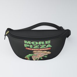 Pizza And Gaming Fanny Pack