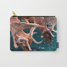 Breakfast in the grass Carry-All Pouch