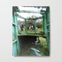 Terra Firma Metal Print
