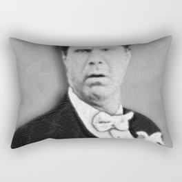 Will Ferrell Quote Quote Old School Rectangular Pillow