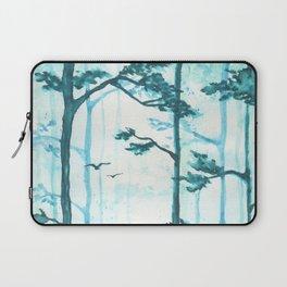 Turquoise Mist Laptop Sleeve