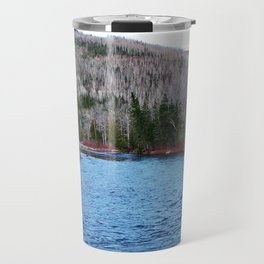 River in Nature Travel Mug