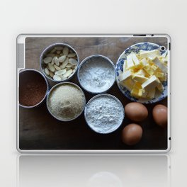 Cake ingredients Laptop & iPad Skin