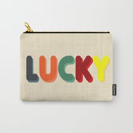 Lucky Carry-All Pouch