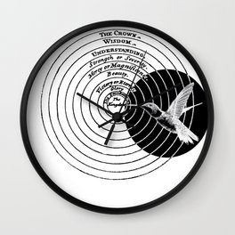 The Nectar With In #1 Wall Clock