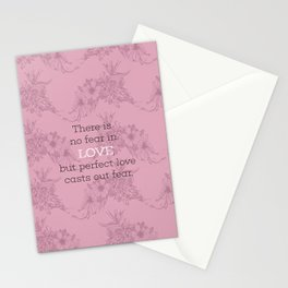 No Fear 01 Stationery Cards