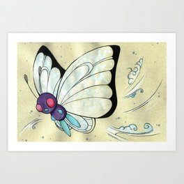 Poke#012 Art Print