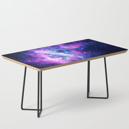 Dream Of Nebula Galaxy Coffee Table