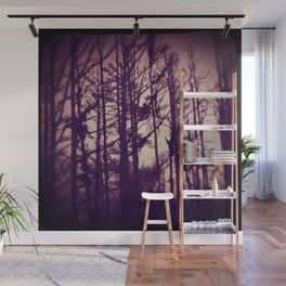 Tree Party Wall Mural