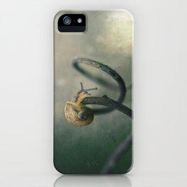 Panto season - The Lure of the Magic Bean... iPhone Case