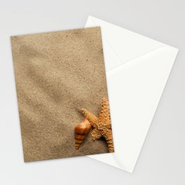 The Beach Colors - Cool Colors Stationery Cards