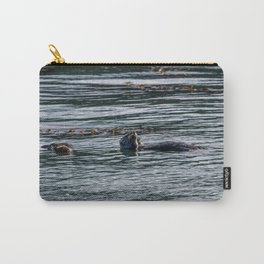 A Light Snack (Point Lobos) Carry-All Pouch