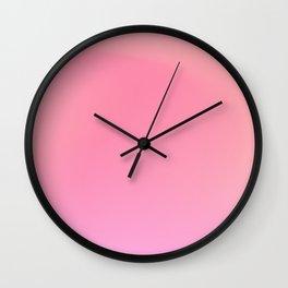 Shocking (69) Wall Clock