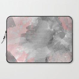 GreyPink Watercolour Laptop Sleeve