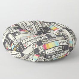 VHS II Floor Pillow