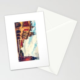 Cracow Main Square Old Town Stationery Cards