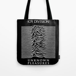 The Line Of Division Tote Bag