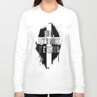 yolo Long Sleeve T-shirts featuring YOLO by FOREVER NERD