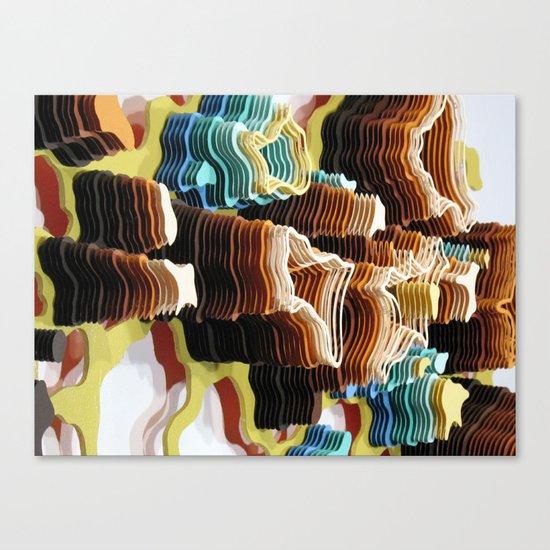 Fermatic Wilderness Canvas Print