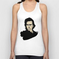 nick cave Tank Tops featuring Nick Cave  by Philipp Banken