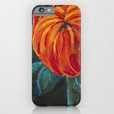 Chrysanthemum Bud iPhone 6s Slim Case