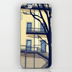 Chiado #1 iPhone & iPod Skin