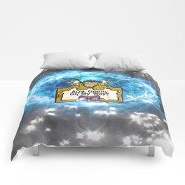 Aura Gonna Go My Way Comforters