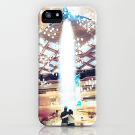 If Time Could Stand Still iPhone Case