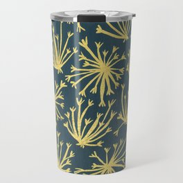 Queen Anne's Lace #4 Travel Mug