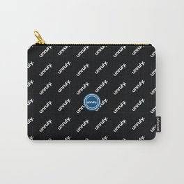 Unruly Logo Pride Print  Carry-All Pouch