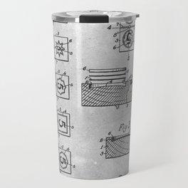 Dominoes game Travel Mug