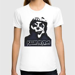 LOGO SHIRT KILLER REVIEWS T-shirt