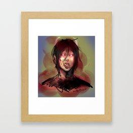 Sebastian Michaelis Framed Art Print