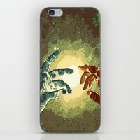 hero iPhone & iPod Skins featuring Hero by Omnii