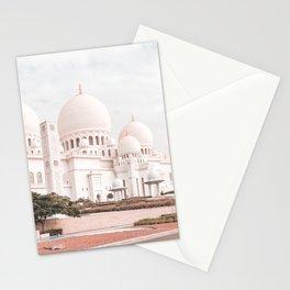 Sheikh Zayed Mosque Abu Dhabi Stationery Cards