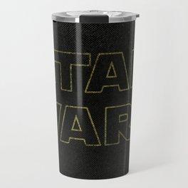 The Force Awakens, Vintage Poster, tar wars, vintage movie poster Travel Mug