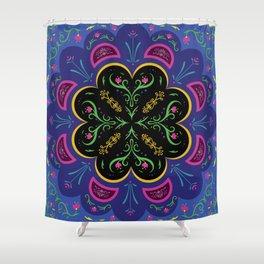 Frozen - Anna Pattern Shower Curtain