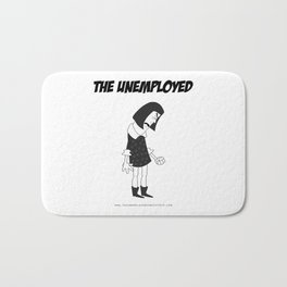 The Unemployed - Vivienne Bath Mat