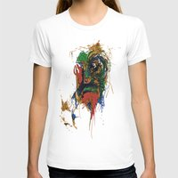 no face T-shirts featuring Face by Art of Kadath